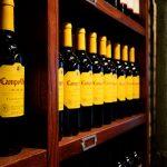 Vin og menukort til konfirmation